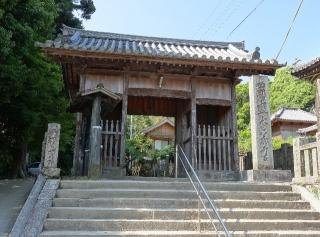 11藤井寺-山門26