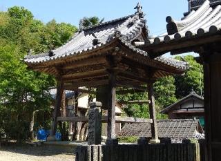 11藤井寺-鐘楼26