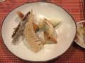 むすびのさん・日本酒の会のお料理