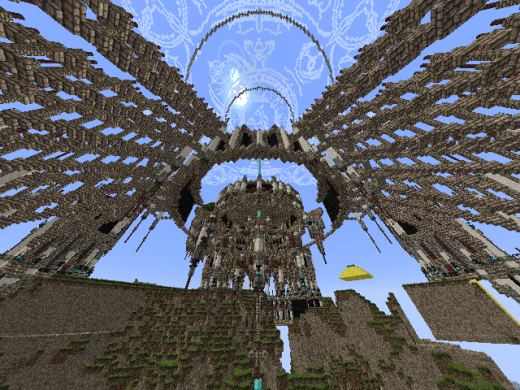 山への建築3