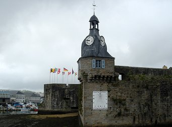 Concarneau大時計と日時計downsize