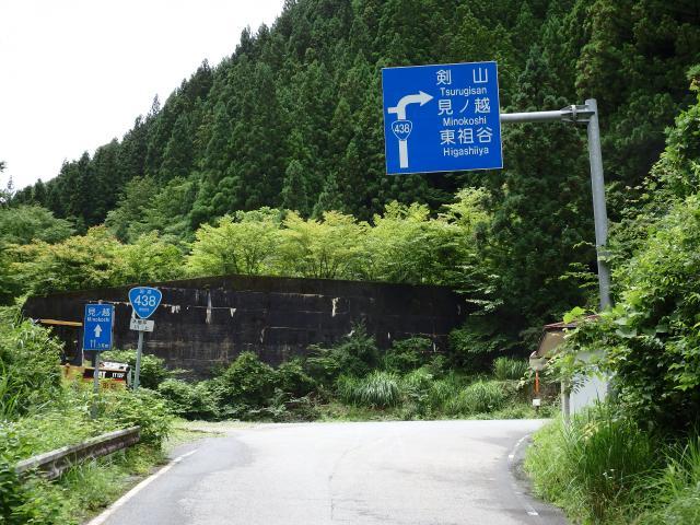 ここから本格的な登山車道