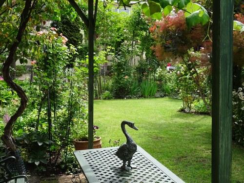 Aさんのお庭