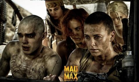 久々に実写のすごさを感じさせる「マッドマックス」