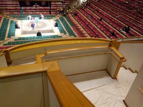 大相撲楽しんできました