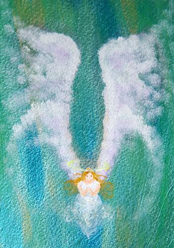 大天使アリエル