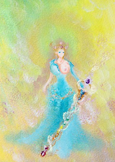 女神イシュタル