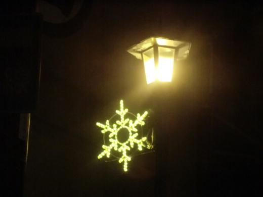 函館 街灯