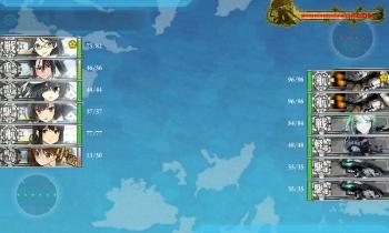 E-2ボス戦1回目昼戦
