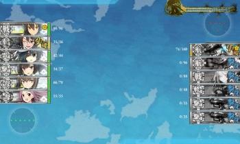 E-2ボス戦9回目昼戦終了