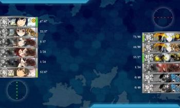 4-3 二航戦リランカ初ボス戦終了
