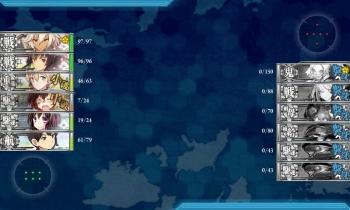 201504 4-4カスガダマボス戦夜戦終了