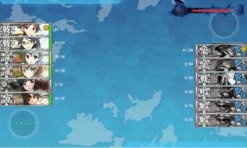 E-3-Jボス戦1戦目終了