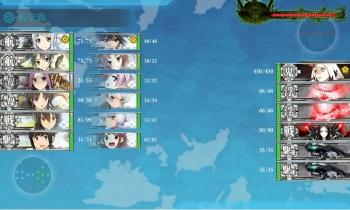E-4-Mボス戦1戦目