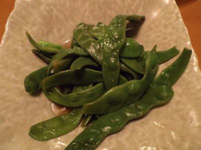 6.22モロッコ豆の煮付け