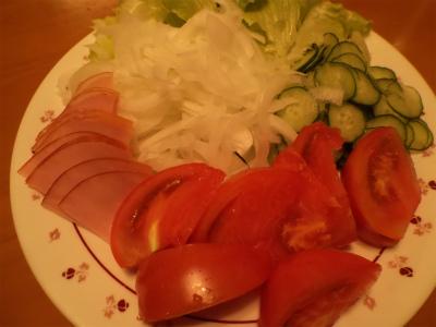 6.27生野菜の盛り合わせ