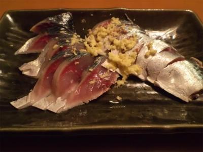 7.3しめ鯖