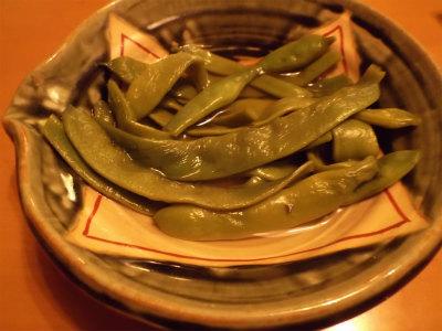 7.9モロッコ豆の煮付け