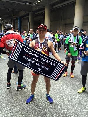 横浜マラソン2015-1