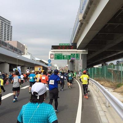 横浜マラソン2015-3
