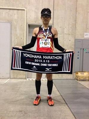 横浜マラソン2015-4