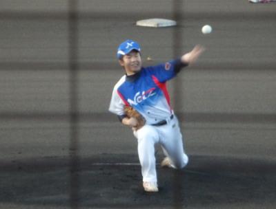 P7154541ネッツ熊本先発投手