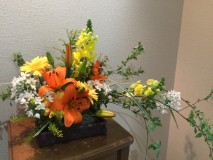 2月のお花