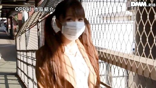 仮面の巨乳女子 12