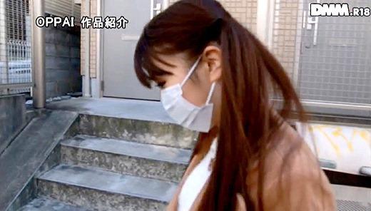 仮面の巨乳女子 13