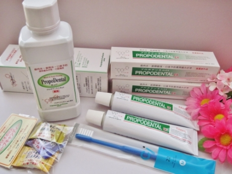 口腔内を殺菌、爽快にして 口臭、歯周病、虫歯予防に【薬用プロポデンタルリンスR&C・リフレッシュケア】