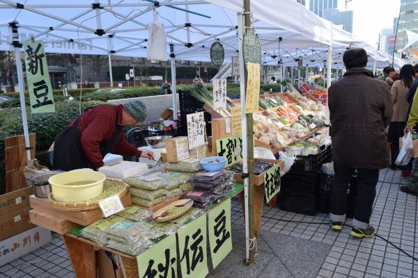 青山ファーマーズマーケット2