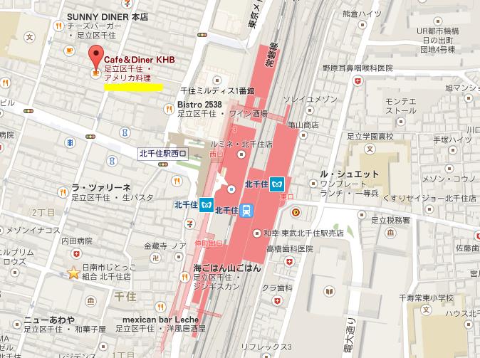 KHB 地図