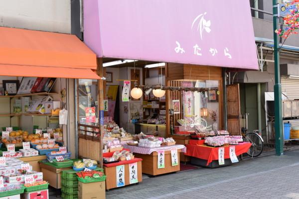 お花茶屋 商店街2