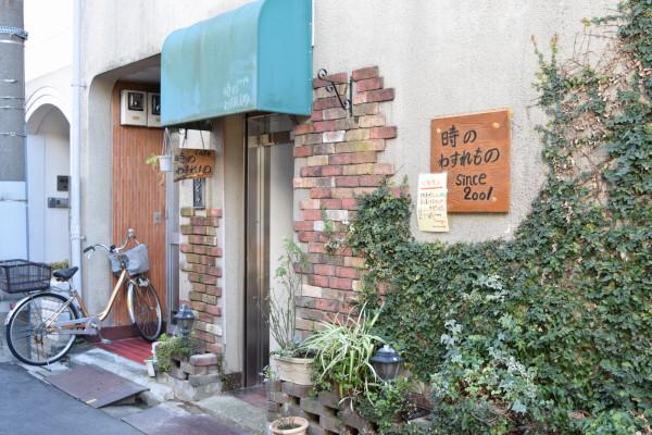 お花茶屋 商店街4