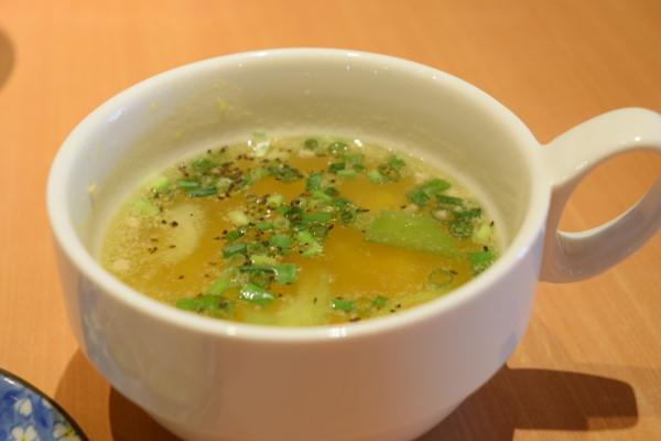 サイゴン・マジェスティック スープ