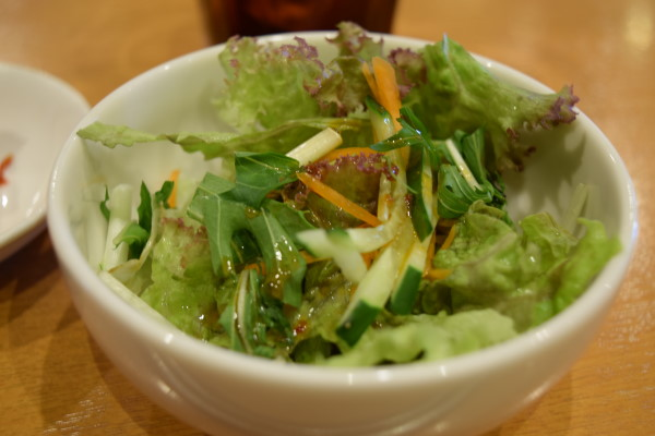 プルコギ サラダ