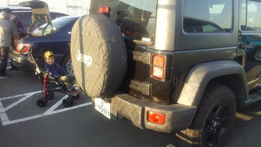 jeepベビーカー (1)