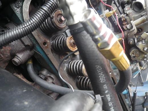 V8エンジンオイル下がり修理 (38)