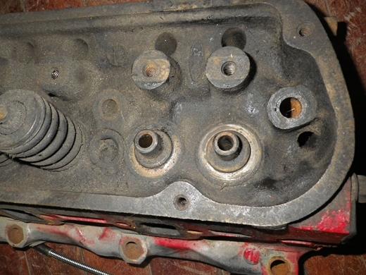 V8エンジンオイル下がり修理 (50)