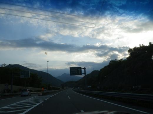草加→山梨 (3)