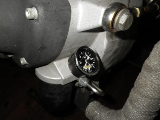 油圧計取付 (15)