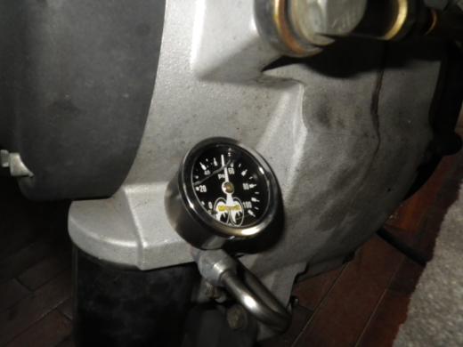 油圧計取付 (19)