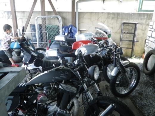 バイクの整理 (6)