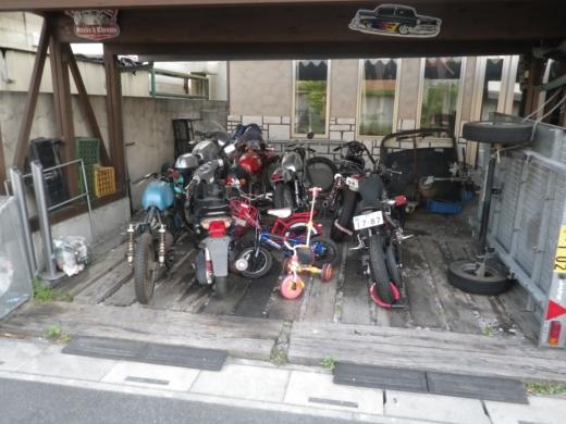 バイクの整理 (12)