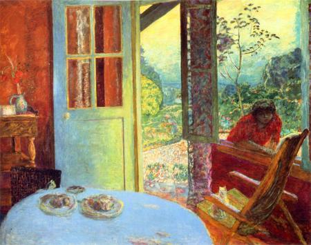 田舎の食堂(1915年)