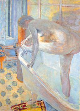 浴槽の裸婦(1924年)