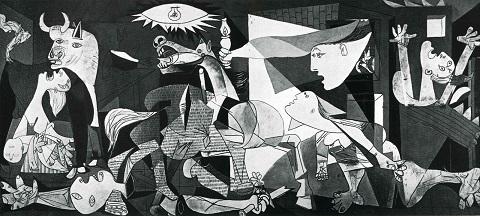 ピカソ『ゲルニカ』(1937)
