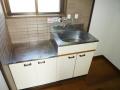 鹿児島市郡元1丁目賃貸マンションのキッチン