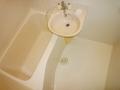 鹿児島市郡元1丁目賃貸マンションの浴室