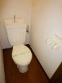 鹿児島市郡元1丁目賃貸マンションのトイレ